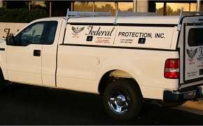 Federal Service Plan Truck