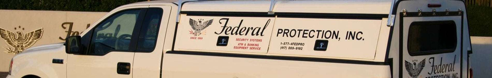 Federal Protection truck