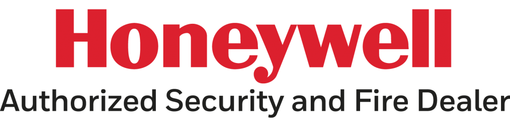 Honeywell Authorized Security and Fire Dealer badge