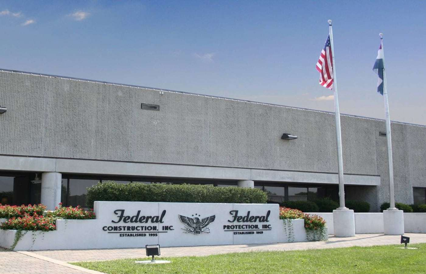 Federal Protection® Building